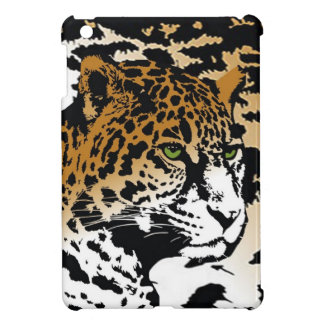 Leopard Panther Cat Animal Print pattern iPad Mini Cases