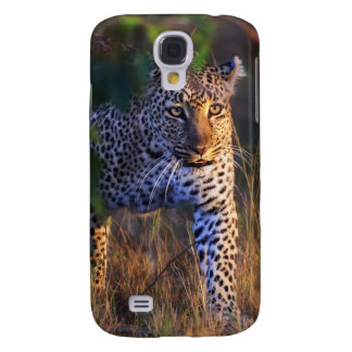 Leopard (Panthera Pardus) as seen in the Masai Samsung S4 Case