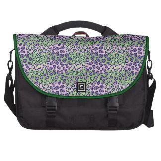 Leopard Pattern Bag For Laptop