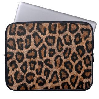 Leopard Pattern Computer Sleeve