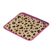 Leopard & Pink Macbook Air Sleeve