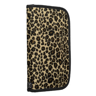 Leopard Folio Planners