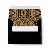 Leopard Print A2 Note Card Envelopes