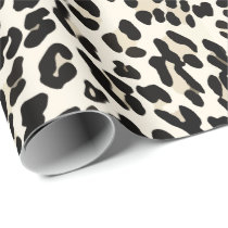 Leopard Print All-Occasion Specialty Gift Wrap