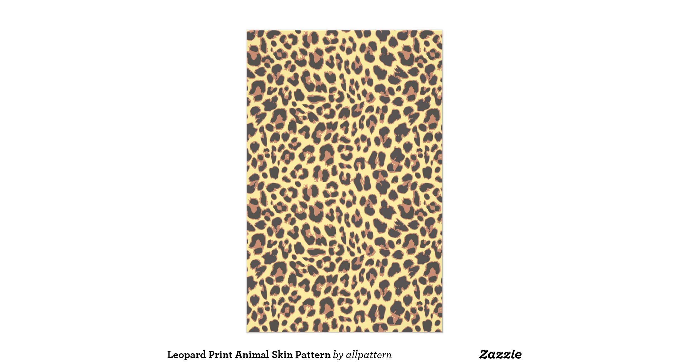 leopard pattern 2 print - photo #18