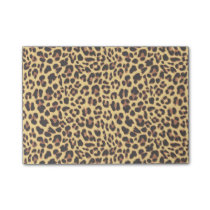 Leopard Print Animal Skin Pattern Post-it Notes