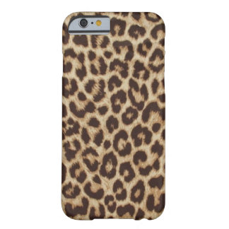 Leopard Print Apple iPhone 6 Case