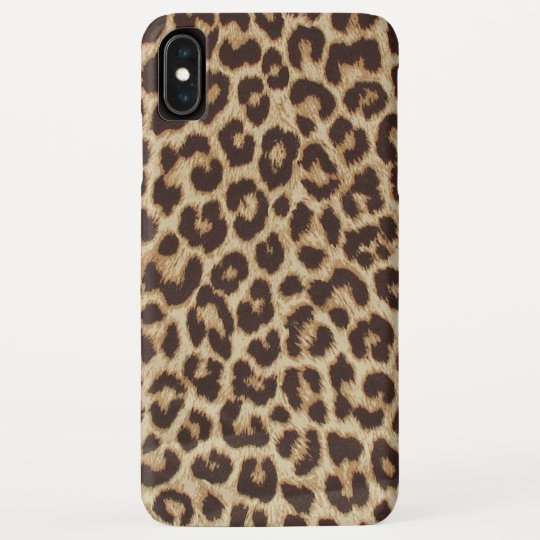 official photos 02a17 2955a Leopard Print Apple iPhone XS Max Case