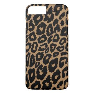 Leopard Print Background Changer iPhone 8 Plus/7 Plus Case
