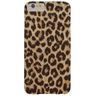Leopard Print Barely There iPhone 6 Plus Case
