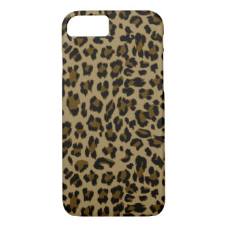 Leopard Print Barely There iPhone 7 Case