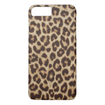 Leopard Print Barely There iPhone 7 Plus Case