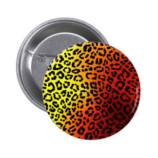 leopard print button