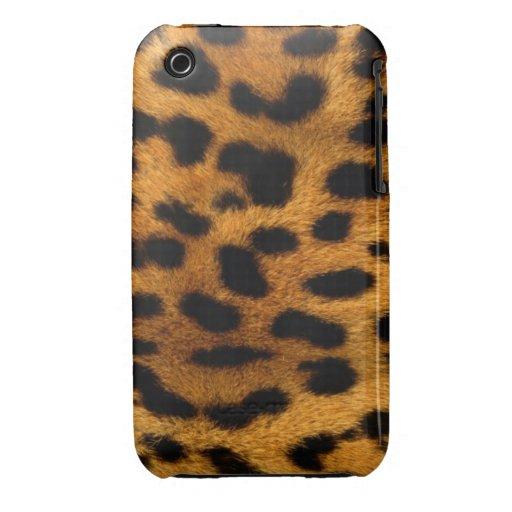 Leopard print case Case-Mate iPhone 3 cases
