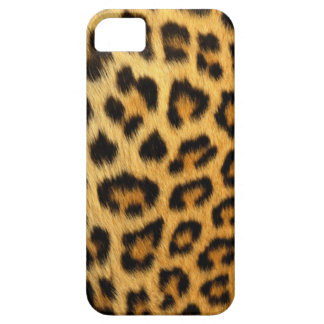 Leopard Print Case-Mate iPhone 5 Barely There Univ