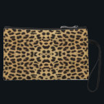 """Leopard print Clutch Purse<br><div class=""""desc"""">A large purse or a tote is handy when you have a lot of stuff to carry, but you might prefer something smaller and sleeker for nights out on the town or for a quick trip to the store. A clutch purse is the perfect size to hold essential items such...</div>"""
