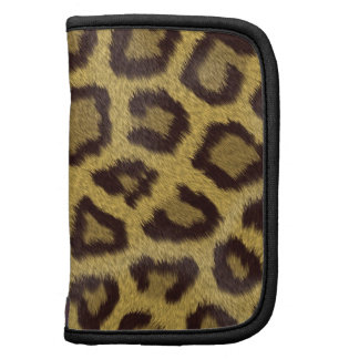 Leopard Print Daily Planner