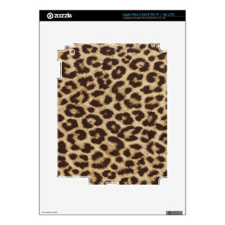 Leopard Print iPad 3 Skin
