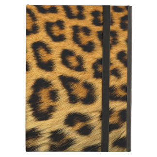 Leopard print iPad cases