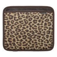 Leopard Print iPad Sleeve - Horizontal
