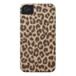 Leopard print iphone4  barely there case iPhone 4 cases