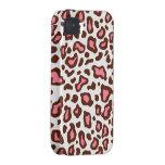 Leopard Print  iPhone 4 Case-Mate