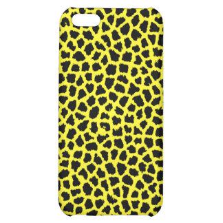 Leopard Print iPhone 5C Cases