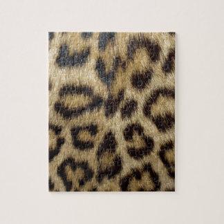 Leopard Print Jigsaw Puzzle