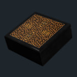 "Leopard Print Keepsake Box<br><div class=""desc"">Nothing shows off your wild side like an animal print. 