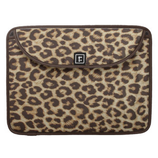 Leopard Print MacBook Sleeve
