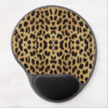 Leopard Print Mouse Pad Gel Mouse Pad