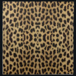 "Leopard print Napkins<br><div class=""desc"">Add elegance to your dining setting, whether you are throwing a big party at your home or just having an informal get together add an extra touch of class to your event. Although table napkins are used for a very practical purpose- for wiping mouth during meals- they also serve as...</div>"