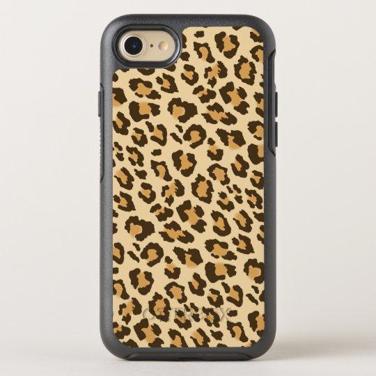 Gold Giraffe Print iPhone 11 case