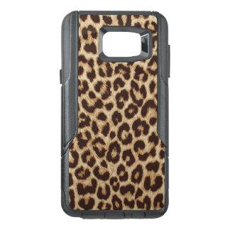 Leopard Print OtterBox Samsung Galaxy Note 5 Case