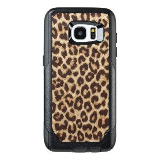 Leopard Print OtterBox Samsung Galaxy S7 Edge Case