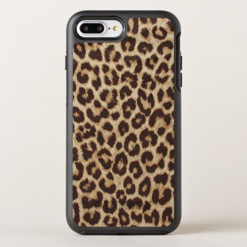 Leopard Print OtterBox Symmetry iPhone 7 Plus Case Phone Case