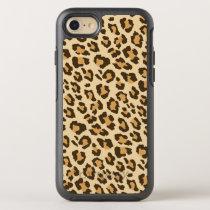 Leopard Print OtterBox Symmetry iPhone 8/7 Case