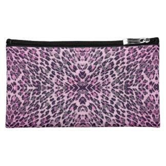 Leopard Print Pattern Cosmetic Bags