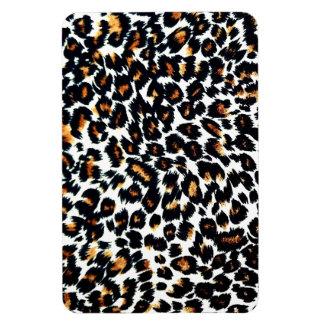 Leopard Print Pattern Flexible Magnets