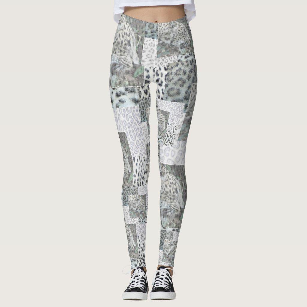 Leopard Print Pattern Legging