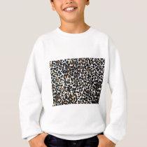 Leopard Print Pattern Sweatshirt