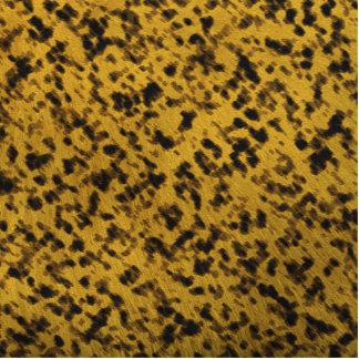 Leopard Print Photo Sculptures