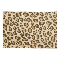 Leopard Print Pillowcase