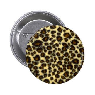 Leopard Print Pin