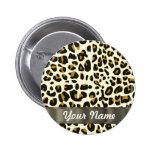 leopard print pins