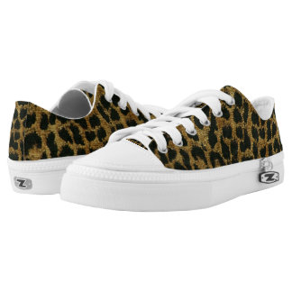 Leopard Print Printed Shoes