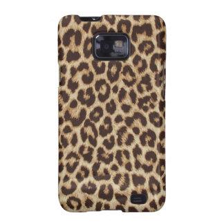 Leopard Print Samsung Galaxy Case Galaxy S2 Case