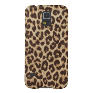 Leopard Print Samsung Galaxy S5 Case