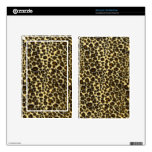 Leopard Print Skin For Kindle Fire