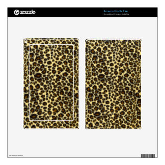 Leopard Print Skins For Kindle Fire